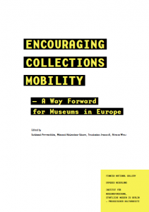 Encouraging Collections Mobility, collectiemobiliteit in Europa